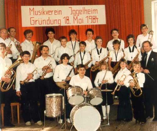 Vereinsgründung 1984