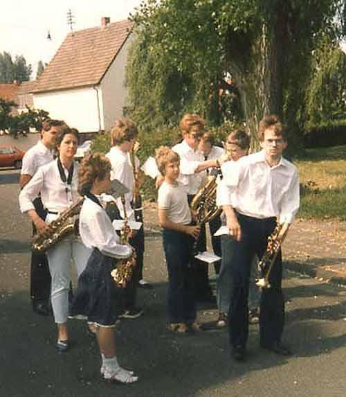 Auftritt 1983